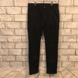 Kut from Kloth Black Straight Leg Jean